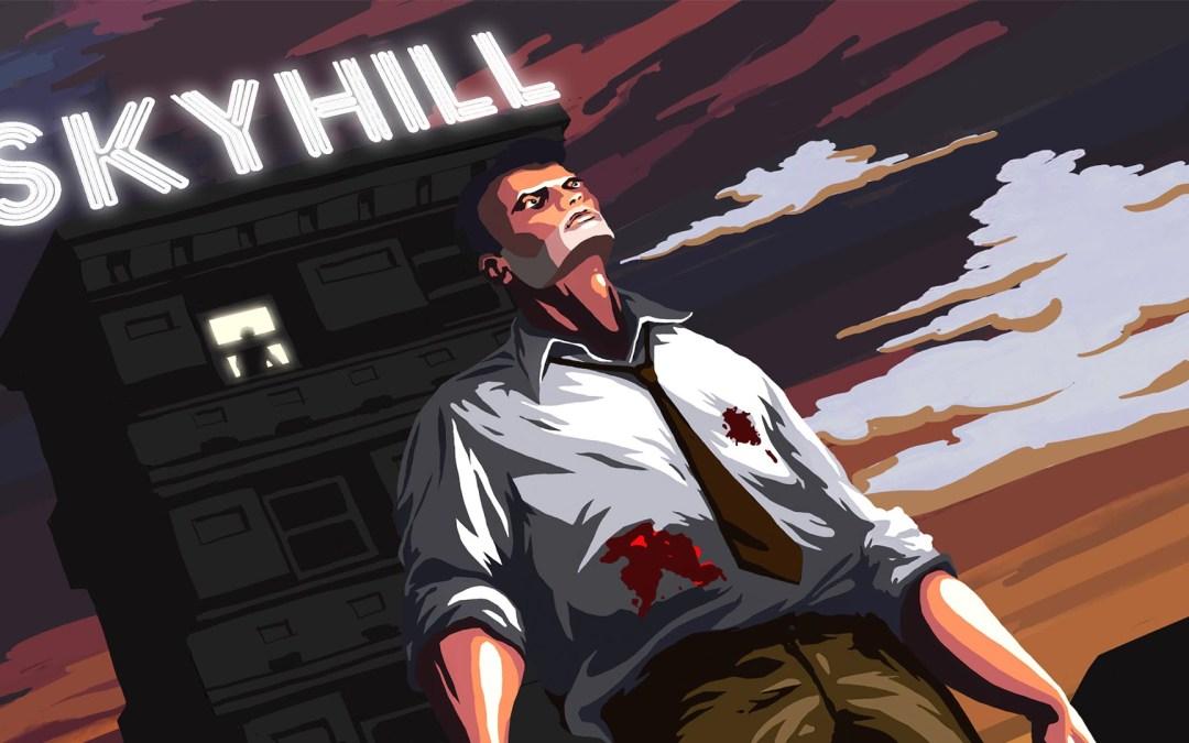 Conoce Skyhill, un videojuego de supervivencia con estética de cómic