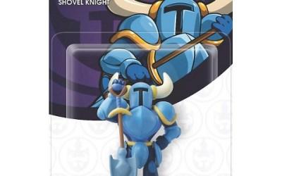 Target dice que el amiibo de Shovel Knight Sale el 8 de Enero