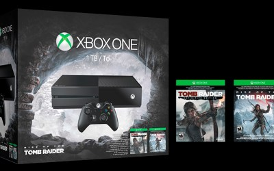 Xbox One contará con un bundle especial de Rise of the Tomb Raider