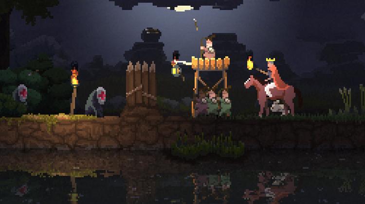 Una nueva aventura medieval pixeleada llega al Xbox One con Kingdom