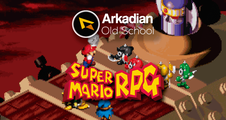 Arkadian Old School | Super mario RPG: Legend of the Seven Stars