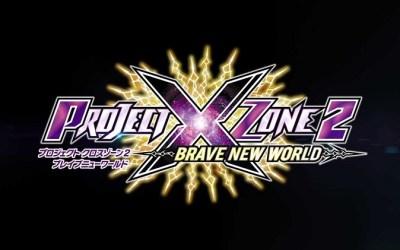 Intro en anime de Project X Zone 2
