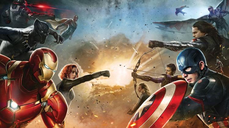 ¡Ya llegó! ¡ya está aquí! el tan esperado tráiler de Captain America: Civil War