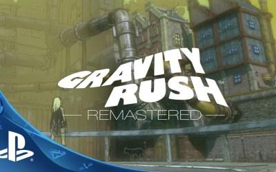 ¡Que siempre si! habrá versión física de Gravity Rush para América