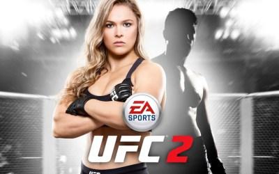 Ronda Rousey engalanará la portada del juego EA Sports UFC 2