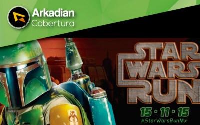 Cobertura | Star Wars Run 2015 CDMX