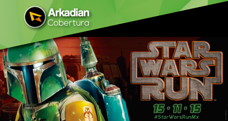 Cobertura | Star Wars Run 2015 CDMX