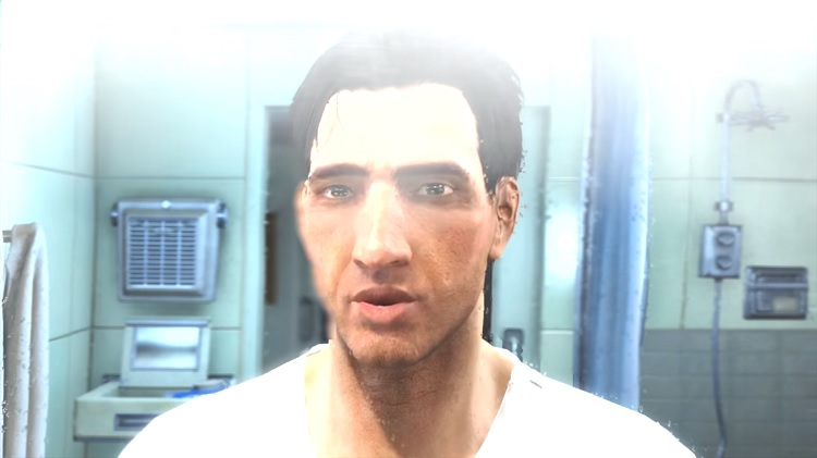 P.T. recreado en Fallout 4 sin mods