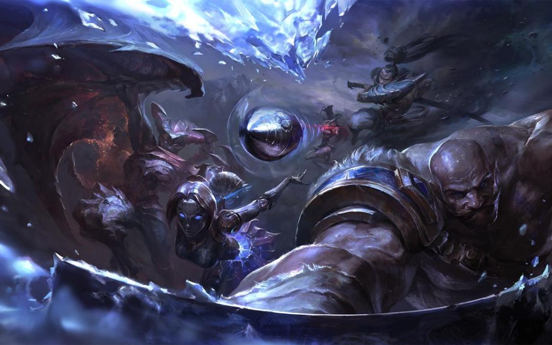 League of Legends | Notas de la versión 6.4