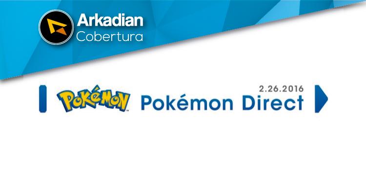 Cobertura | Pokémon Direct