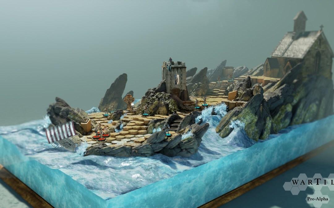 Wartile: La mejor experiencia virtual de un RPG de mesa