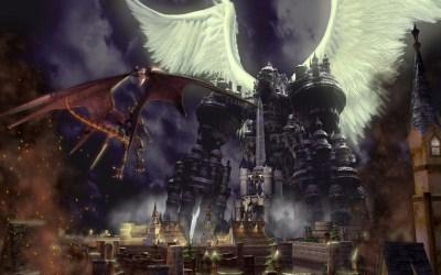 Podremos ver una nueva Alexandria en Dissidia Final Fantasy