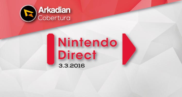 Cobertura Nintendo Direct