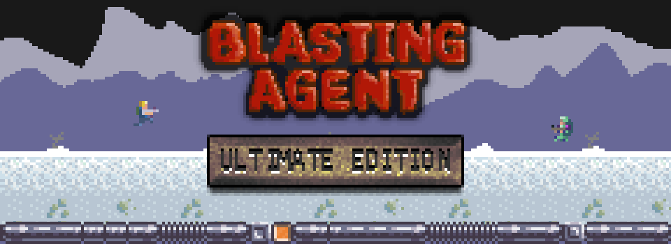 Blasting Agent: Ultimate Edition llegará a 3DS