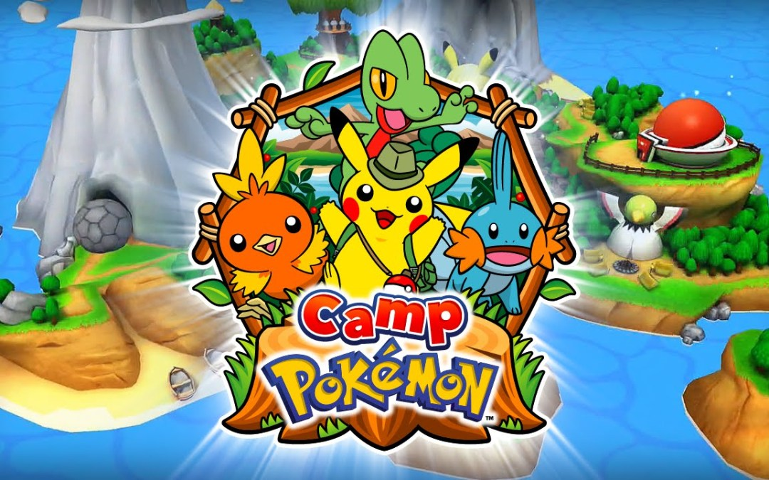 Camp Pokémon llega a Android