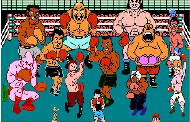 Descubren Easter Egg en Punch Out!!