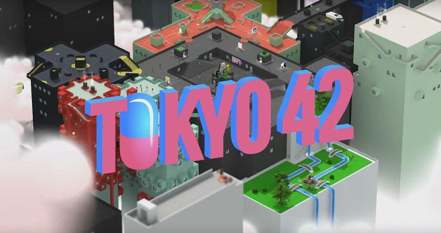 Tokyo 42 – La mezcla entre GTA y Buscando a Wally.
