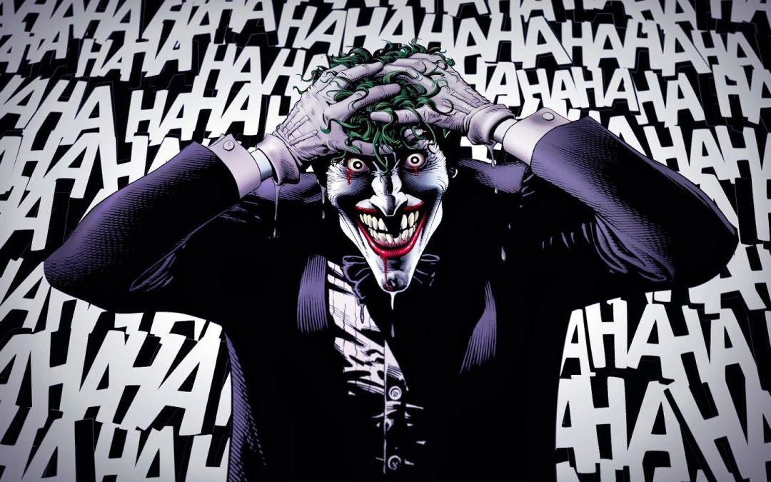 The Killing Joke – Ya tiene Trailer Oficial