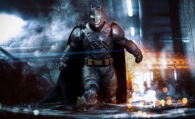 Batfleck confirmado para dirigir y actuar su propia película.