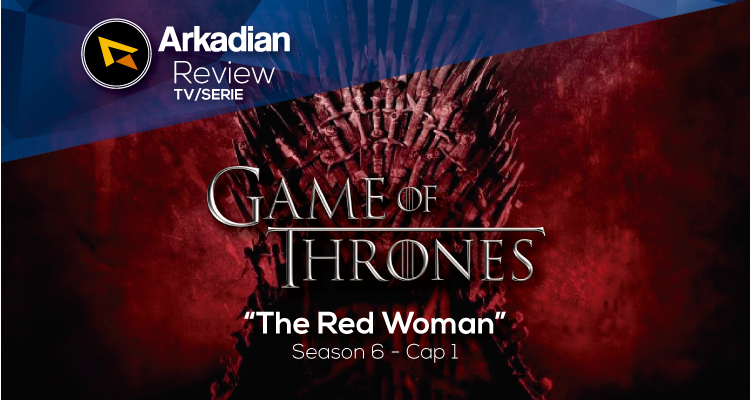 Review | Game of Thrones – The Red Woman