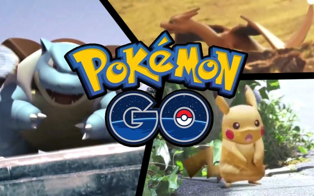 Se filtra Gameplay de Pokémon GO