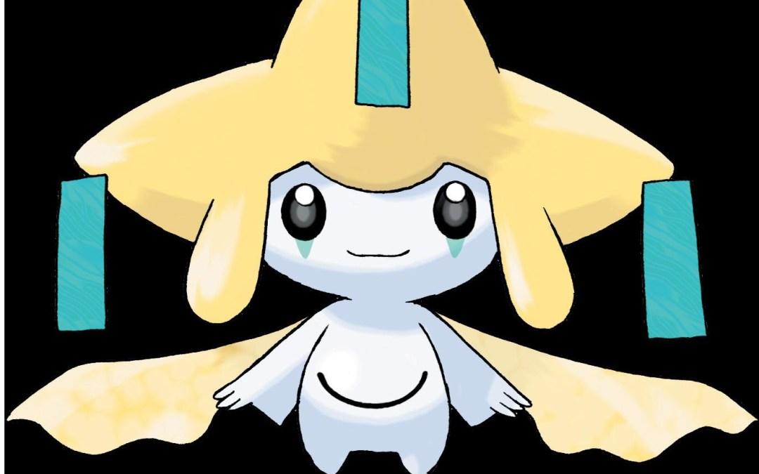 ¡Atención! Ya puedes descargar al legendario pokémon Jirachi