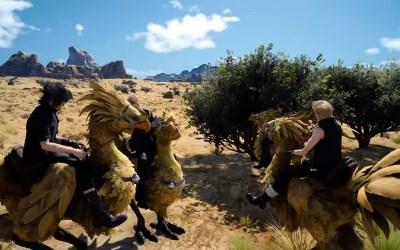 Los Chocobos protagonizan el nuevo trailer de Final Fantasy XV