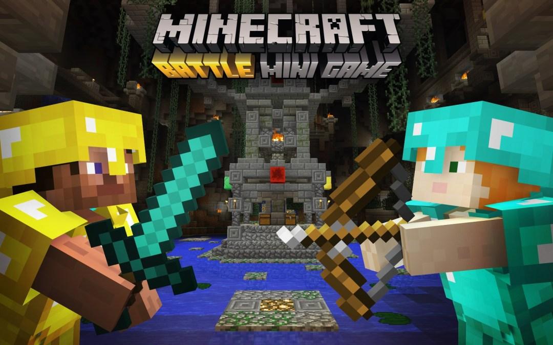 Nuevo modo de juego para Minecraft en consolas