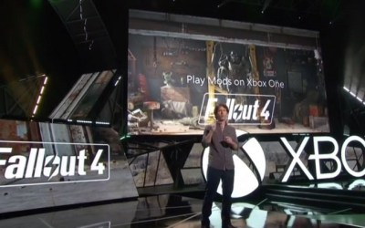 Mods de Fallout 4 llegan a las consolas