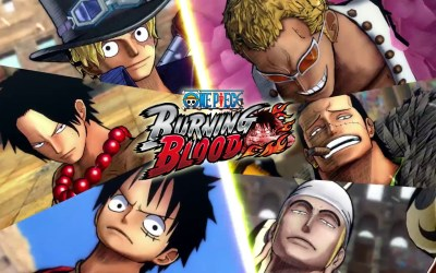 Trailer de lanzamiento para One Piece: Burning Blood