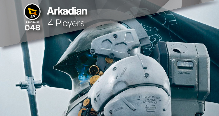Arkadian 4 Players | Programa 048