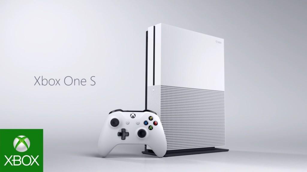 E3 2016 | El Xbox One S llegará en agosto con nuevas características