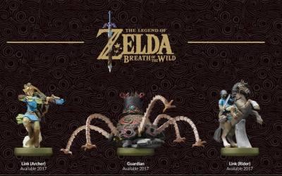 E3 2016 | Legend of Zelda: Breath of the Wild llega con nuevos sets de amiibo
