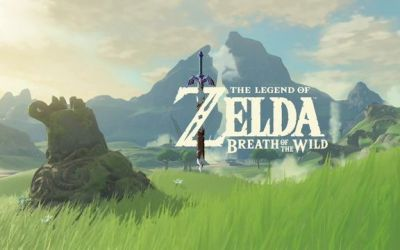Presentan la portada de The Legend of Zelda: Breath of the Wild