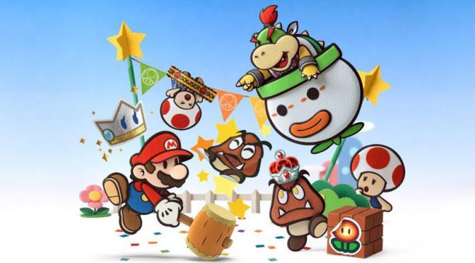 E3 2016 | Fecha de lanzamiento del nuevo Paper Mario