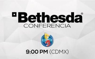 Sigue la Conferencia EN VIVO de Bethesda en E3 2016 por Arkadian