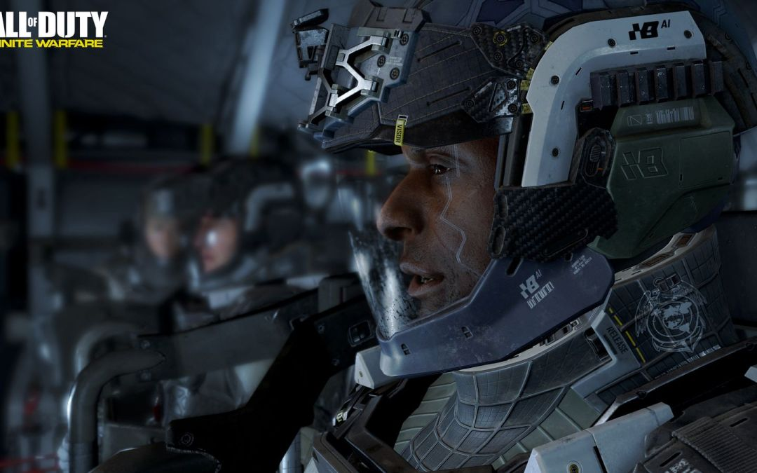 E3 2016 | Nuevo Gameplay de Call of Duty: Infinite Warfare