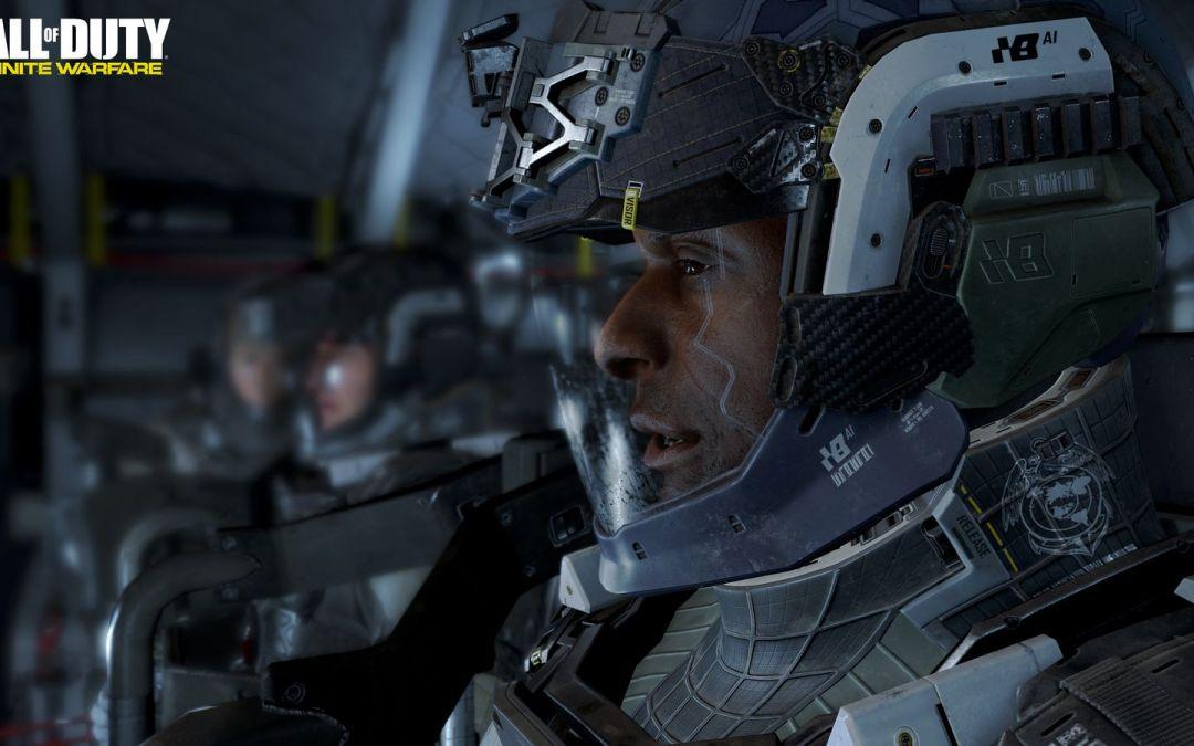 E3 2016 | Nuevo Gameplay de Call of Duty: Infinite Warfare