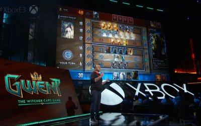 E3 2016 | Gwent: The Witcher Card es presentado