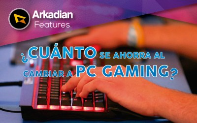 Feature | ¿Cuánto se ahorra al cambiar a PC Gaming?