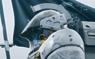 Kojima productions nos  muestra que su logo no esta vacio.
