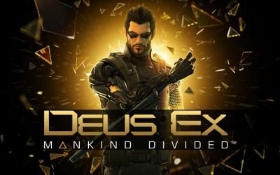 Deus Ex: Makind Divide será doblado y traducido al español