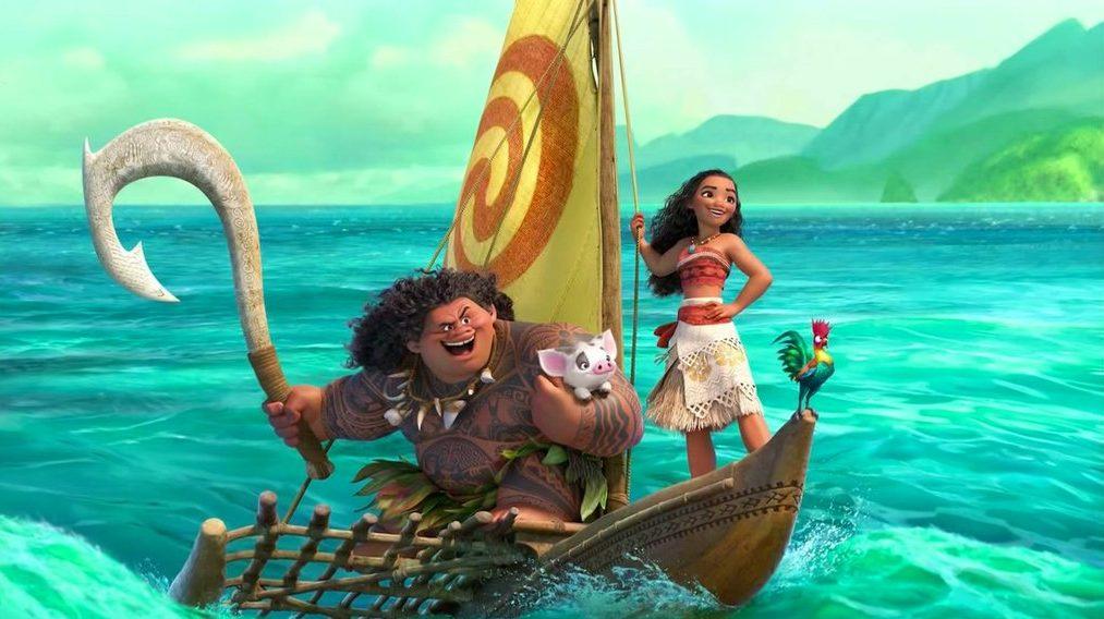 Moana estrena su primer tráiler, una gran y muy colorida aventura hawaiana.