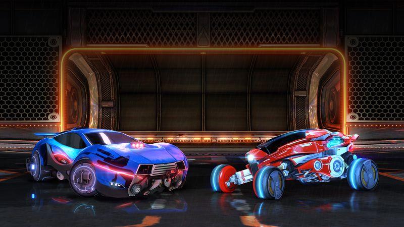 Neo Tokyo llega a Rocket League con una nueva actualización