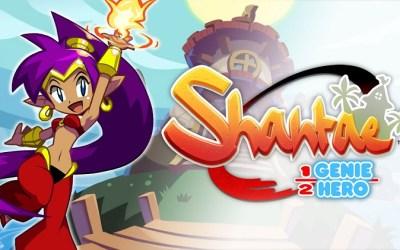 Ya tenemos fecha de estreno para Shantae: Half-Genie Hero.