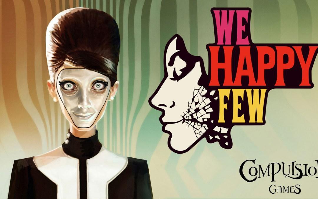 E3 2016 | We Happy Few – Un mundo distopico en donde TODOS SOMOS FELICES