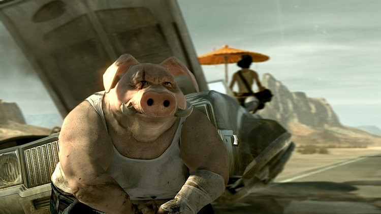 Se confirma que Beyond Good & Evil 2 sigue en desarrollo
