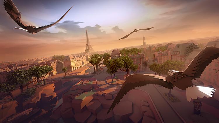 E3 2016 | Ubisoft muestra gameplay de Eagles Flight VR