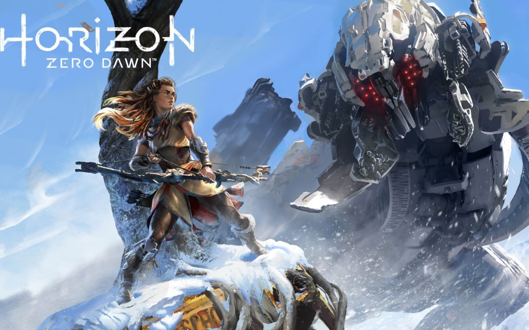 E3 2016 | Nuevo Gameplay de Horizon: Zero Dawn