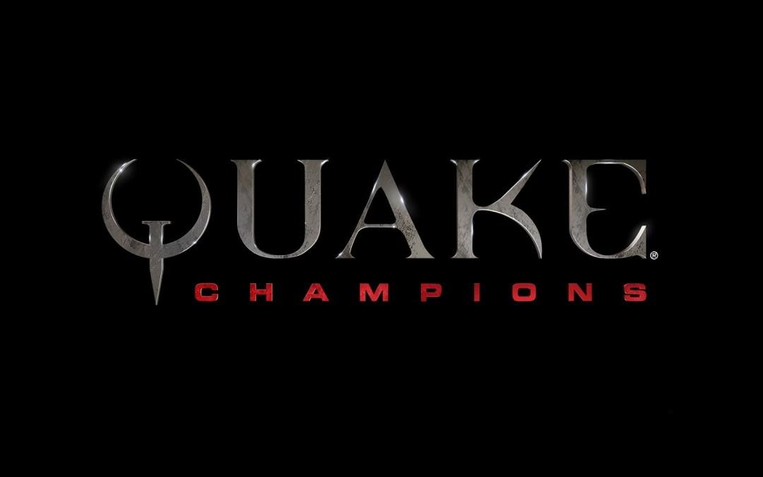 E3 2016 | Quake volverá… y no en forma de fichas